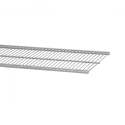 Wire Shelf 305x900mm, platinum