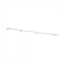 Center Bracket cover 40cm, white
