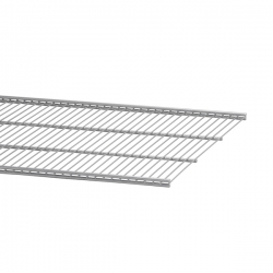 Wire Shelf 495x1210mm, platinum