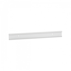 Utility Track 419mm, white