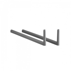 Bracket Post set of 2