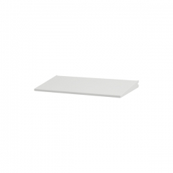 Shelf/Tray 60x25cm, white