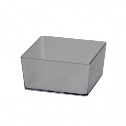 Square Box, translucent