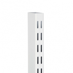 Upright 1580mm, white