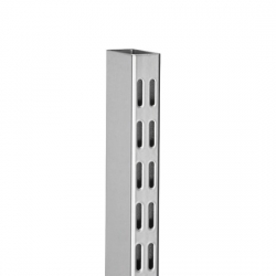Upright 1580mm, platinum