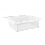 Mesh drawer with Décor gliding drawer frame