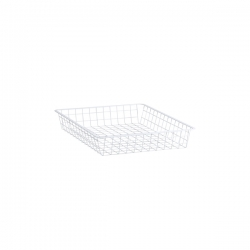 Wire Drawer 427x527x85, white