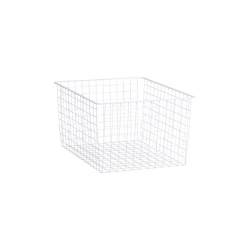Wire Drawer  427x527x285, white
