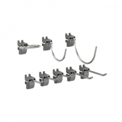 Set of Hooks 8 pcs