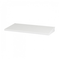 Shelf/Tray 45x25cm, white
