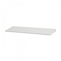Shelf/Tray 90x25cm, white